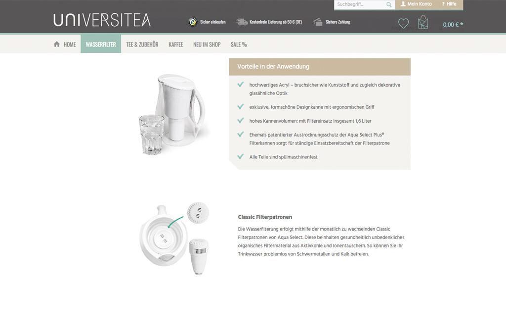 Universitea of Tea