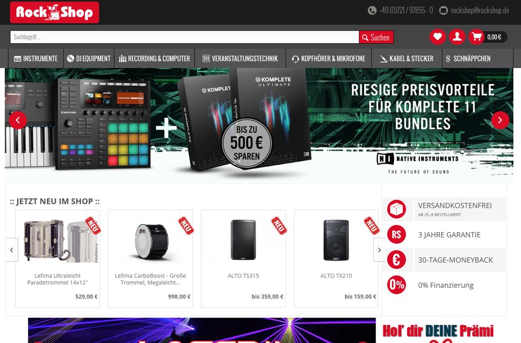 RockShop.de