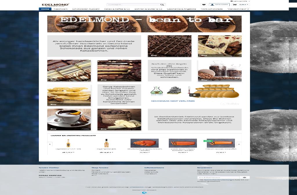 Edelmond Chocolatiers GmbH
