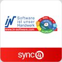sync4 Schnittstelle für IN-Software