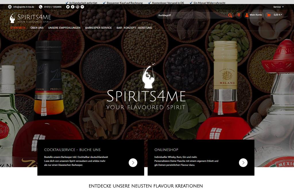 Spirit 4 me