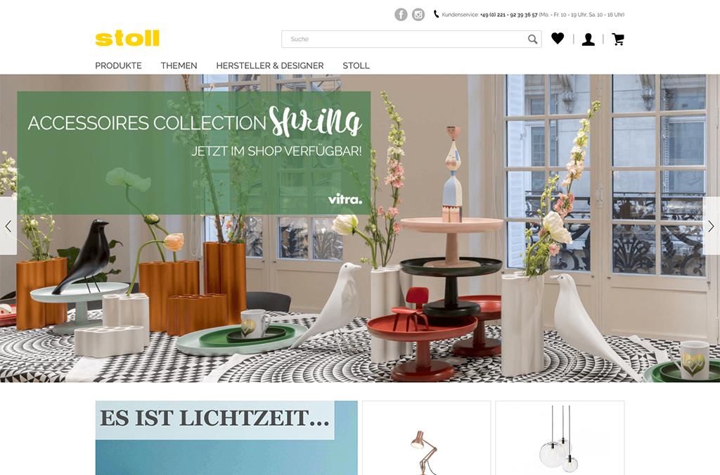Stoll Online Shop