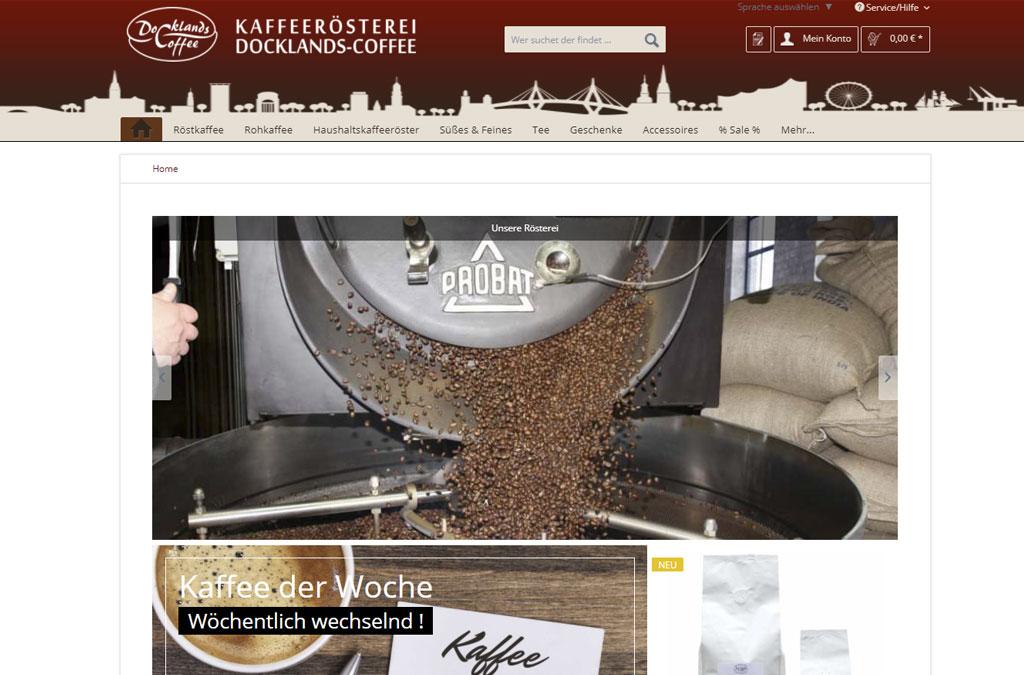 Docklands-Coffee