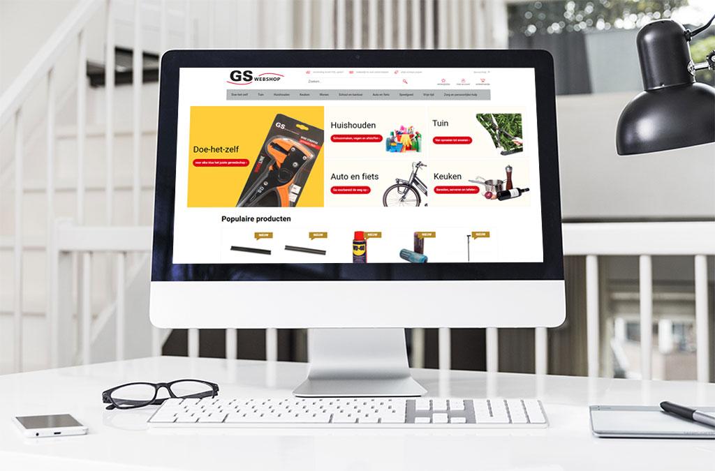 GSwebshop.com