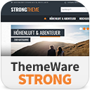 ThemeWare® Strong | Customizable Responsive Theme