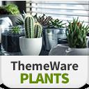 ThemeWare Plants | Customizable Responsive Theme