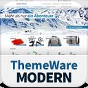 ThemeWare Modern | Customizable Responsive Theme