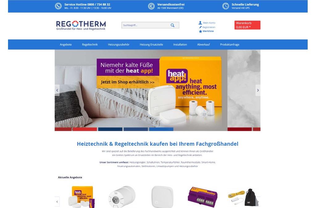 Regotherm.de