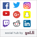 Social Network Links by gol.li