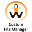 ITW Labs Custom File Manager