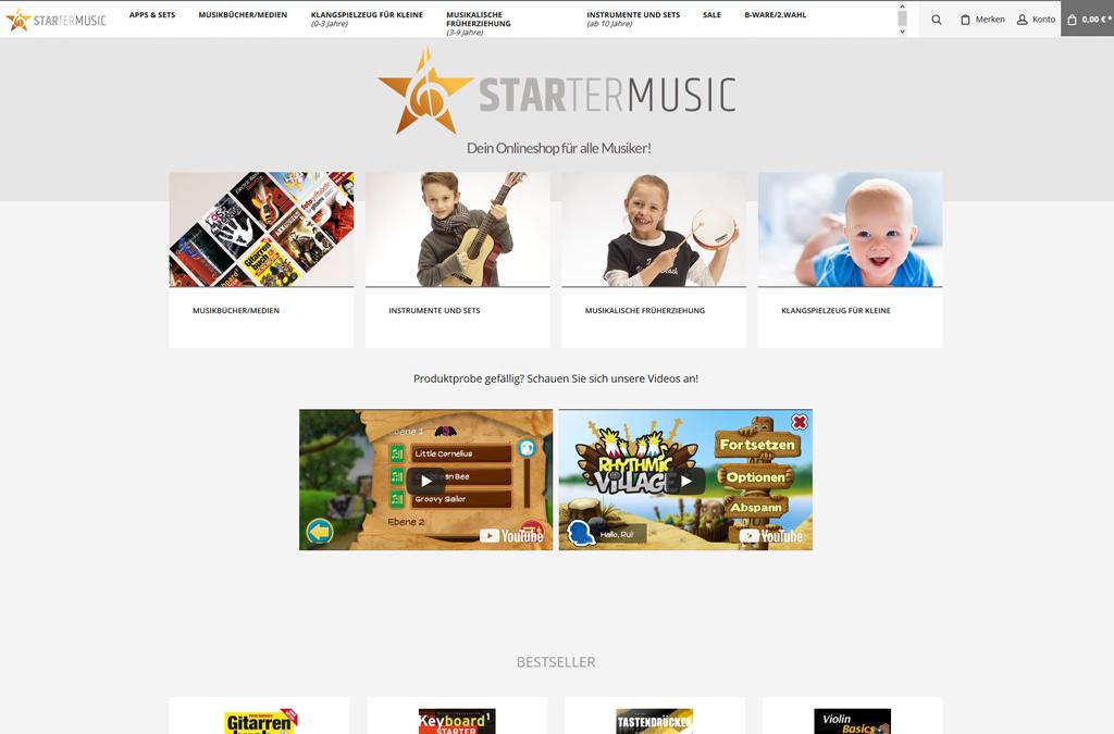 Starter Music