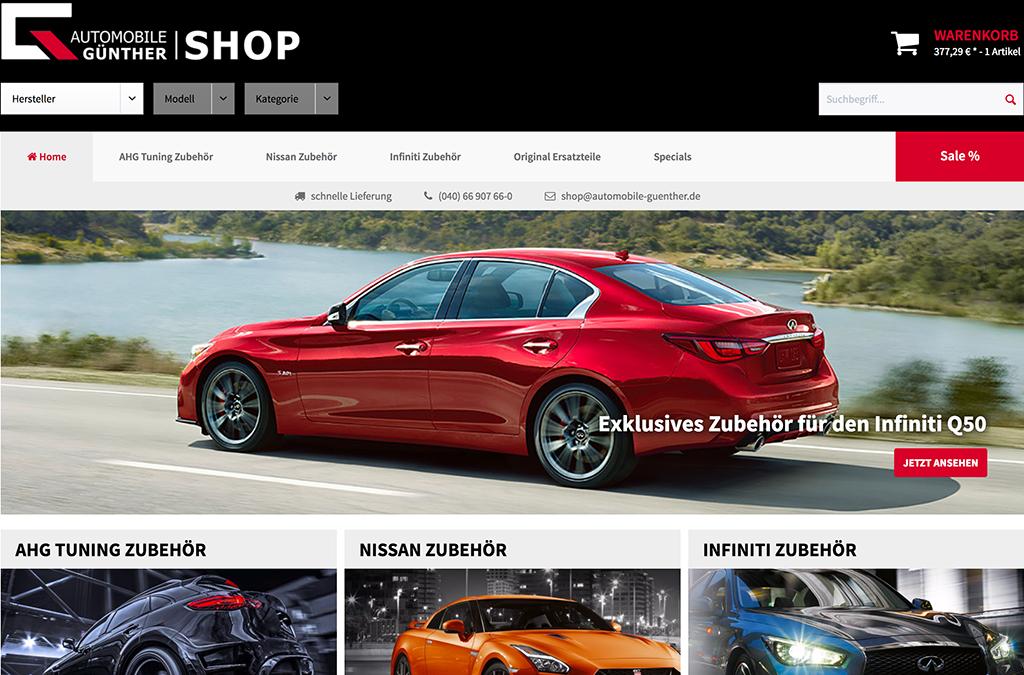 Autohausgruppe Günther