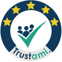 Badge for Shop Reviews + Google Stars | Trustami