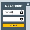 Anmeldung und Registrierung Modal-Fenster | GoodDay