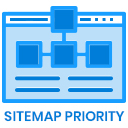 Select Google Sitemap Priority
