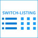 Switch Product Listing View