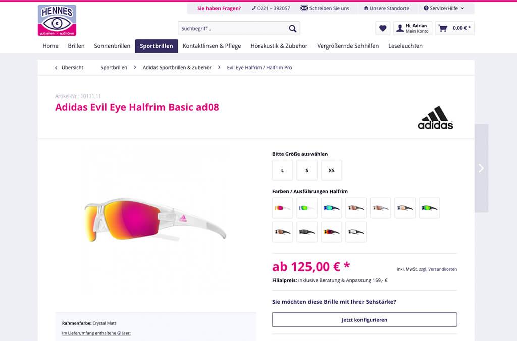 Hennes Optik-Hörgeräte GmbH