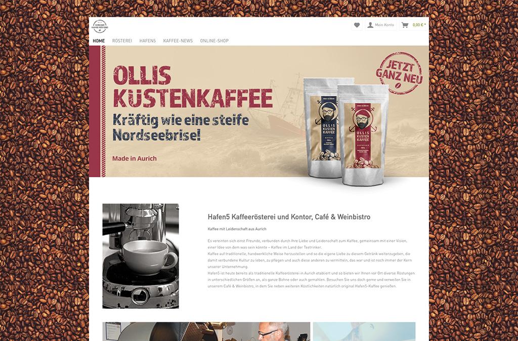 Auricher Kaffeerösterei