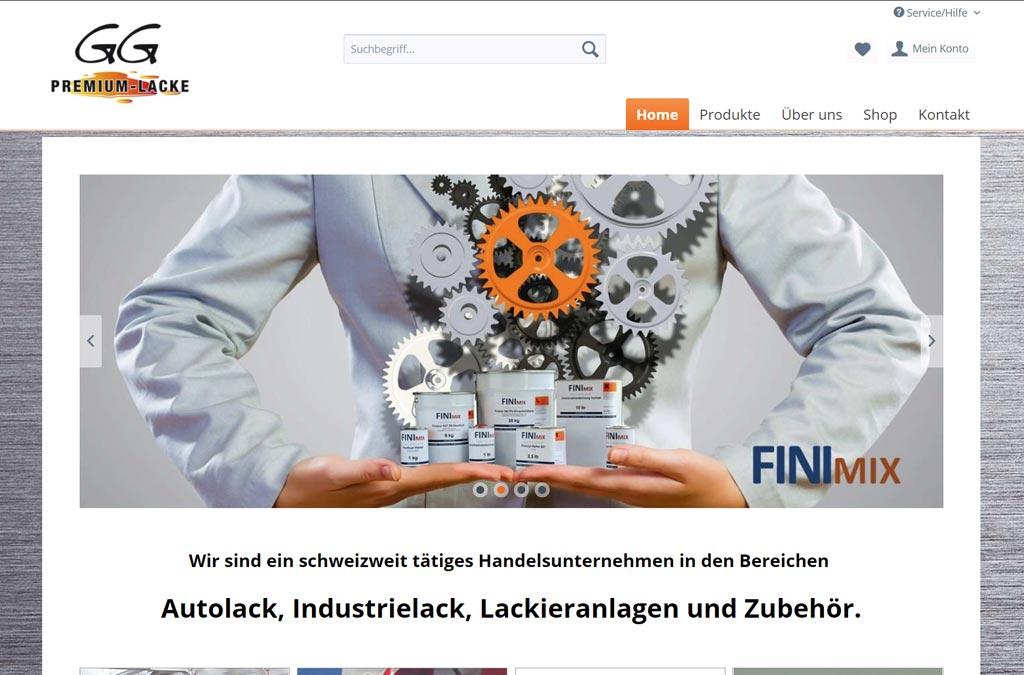 GG Premium-Lacke GmbH