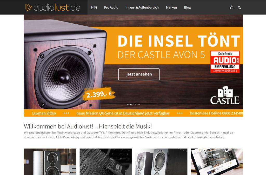 Audiolust