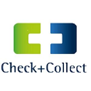 Check+Collect Logo